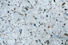 Blue Granite Texture, Natural Stone Background Stock Image