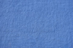 Blue granular texture horizontal Royalty Free Stock Photography