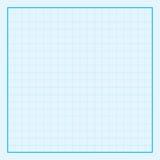 Blue graph paper coordinate paper grid paper squared paper Stock Photos