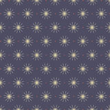 Blue Graphic Background Seamless Pattern. Stock Photography