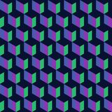 Blue graphic pattern Royalty Free Stock Photo
