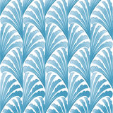 Blue graphic pattern Royalty Free Stock Images