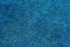 Blue grass background. Abstract background of textured blue grass Stock Photos