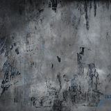 Blue and gray grunge background stock photography