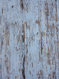Blue Gray Wood Texture Background. Vintage and Old. Close-up picture of wood flooring. The wall/flooring was on the deck of war battleship where the paint was royalty free stock image