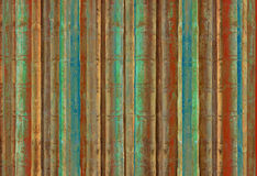Free Blue Green And Red Bamboo Stripes Stock Photography - 12960932