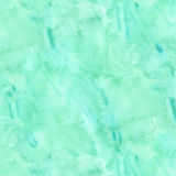 Blue Green Aqua Teal Watercolor Paper Background Stock Images