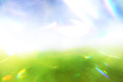 Blue and green background Royalty Free Stock Photos