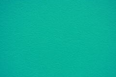 Blue green background of cement wall texture. Royalty Free Stock Photo