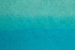 Blue green background paper Royalty Free Stock Image