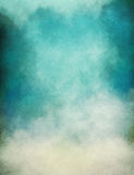 Blue Green Fog Royalty Free Stock Photos