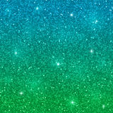 Blue green glitter background. Vector Stock Images