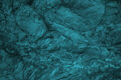 Free Blue Green Grunge Background. Toned Rock Texture Background. Combination Of Teal Color And Rough Cracked Stone Surface. Tidewater Stock Photo - 202919270