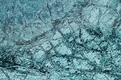 Blue or green marble texture background, abstract background pat Stock Images