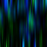 Blue and green mysterious abstract background Stock Photos