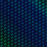 Blue Green Pattern Diagonal Royalty Free Stock Photography