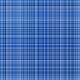 Blue green plaid Royalty Free Stock Photo
