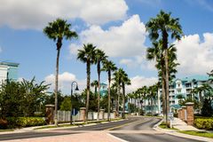 Blue Green Resort, Orlando, Florida Royalty Free Stock Images