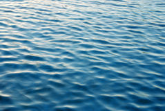 Blue Green sea Royalty Free Stock Photo