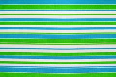 Blue and Green Stripe Royalty Free Stock Photos