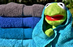 Blue, Green, Stuffed Toy, Textile stock photos