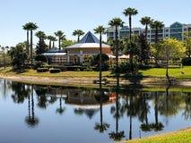 The Fountains at Orlando, Florida. Royalty Free Stock Photography