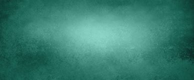 Blue green vintage background with distressed grunge texture and soft color design, elegant dark teal or turquoise website wall or royalty free stock photo