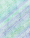 Blue Green watercolour paper Stock Photo