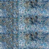 Blue and grey mosaic Stock Photography