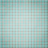 Blue and Grey Plaid Stock Images