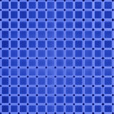 Blue grid abstract pattern. Royalty Free Stock Image