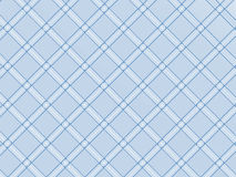 Blue grid background. A blue and white background grid design and connecting points Stock Image