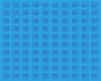 Blue grid background Stock Photo