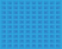 Blue grid background Stock Photo