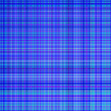 Blue grid pattern. Stock Images