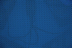 BLUE grille Royalty Free Stock Image
