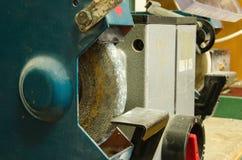 Blue grinder Royalty Free Stock Photo
