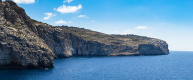 Blue Grotto. Stock Photography