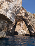 Blue Grotto, Malta Royalty Free Stock Image