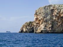 Blue Grotto, Malta Royalty Free Stock Image
