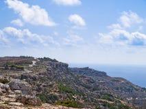 Blue Grotto of Malta Stock Photos