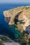 Blue Grotto in Zurrieq, Malta Stock Image