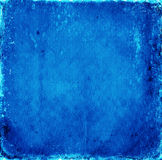 Grunge abstract background. Blue grunge abstract background Royalty Free Stock Photo