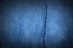 Blue Grunge Background Royalty Free Stock Photography