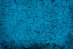 Blue grunge background 3. Old cracked wall background, dirty grunge texture stock photography