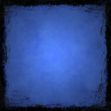 Blue grunge background. Abstract Stock Photos