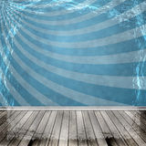 Blue grunge background. Abstract Royalty Free Stock Image
