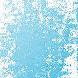 Blue grunge background. Vector modern background for posters, brochures, sites, web, cards, interior design Royalty Free Stock Image
