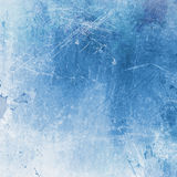 Blue grunge background Royalty Free Stock Images