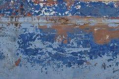 Blue grunge background Stock Photography